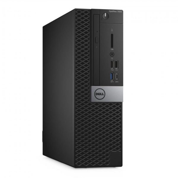 Dell OptiPlex 7050 SFF i5-7500 7th Gen 8GB 2400MHz 500GB W10PRO DVD-RW *3YR WRTY