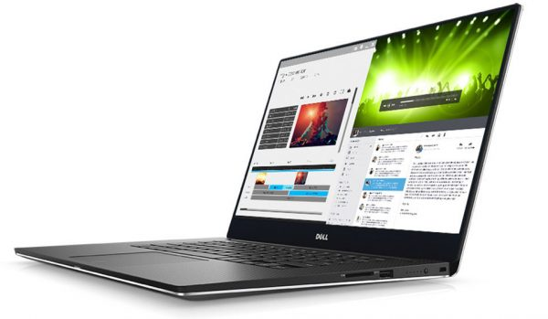 """Dell XPS 15 9560 i7-7700HQ 16GB RAM 512GB PCIe SSD 15.6"""" UHD 4K Touch-screen NVIDIA GTX 1050 with Fingerprint Reader"""