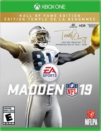 EA Madden NFL 19 Hall of Fame Edition Xbox One