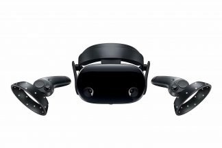Samsung HMD Odyssey+ Plus VR Mixed Reality Headset with Controllers XE800ZBA-HC1