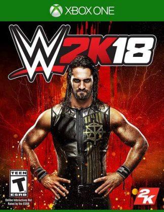 WWE 2K18 for Microsoft Xbox One