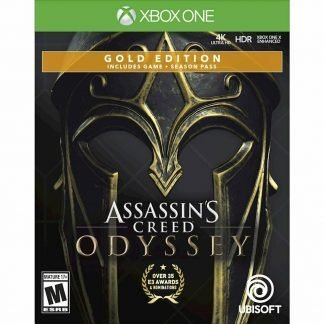 Assassins Creed Odyssey Gold Steelbook Edition Xbox One