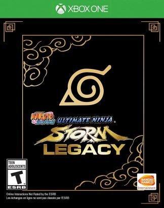 Naruto Shippuden: Ultimate Ninja Storm Legacy Microsoft Xbox One