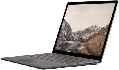 microsoft surface laptop 1st gen gold