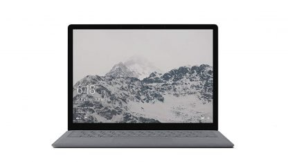 microsoft surface laptop 1st gen platinum