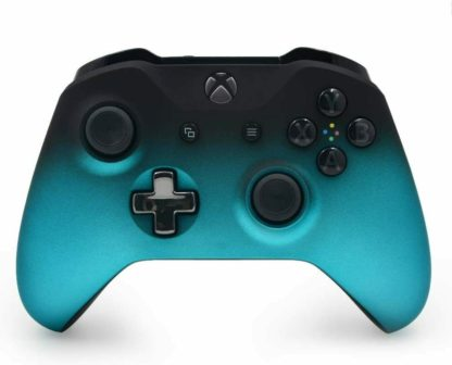 Microsoft Xbox One Wireless Controller Ocean Shadow Special Edition