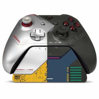 Controller Gear Cyberpunk 2077 Xbox Pro Charging Stand