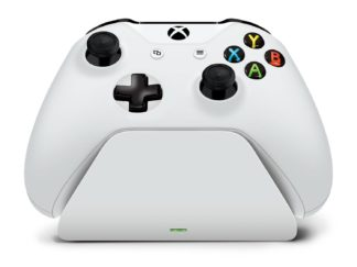 Controller Gear Robot White Xbox Pro Charging Stand