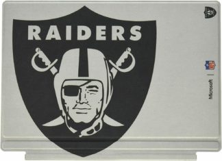 Microsoft Surface Pro Type Cover NFL Edition Oakland Raiders