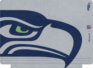 Microsoft Surface Pro Type Cover NFL Seattle Seahawks