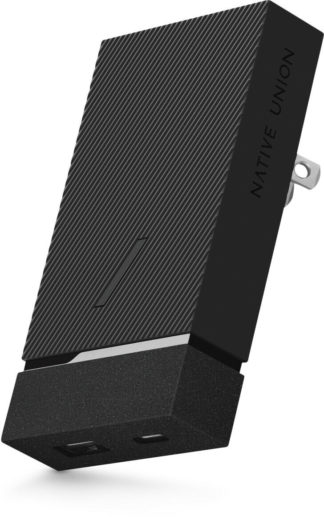 Native Union Smart Charger 18W in Slate