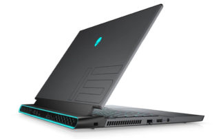 Alienware m15 r2 Dark side of the moon