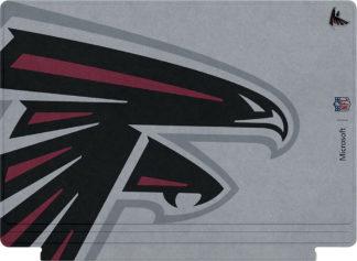 Microsoft Surface Pro Type Cover Keyboard NFL Edition Atlanta falcons