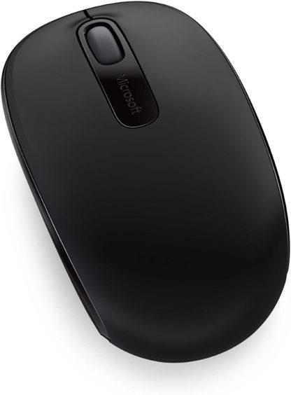 Microsoft Wireless Mobile Mouse 1850 - Black (U7Z-00001)