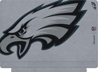 Microsoft Type Cover for Surface Pro Philadelphia Eagles