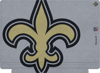 Microsoft Type Cover for Surface Pro NFL Edition New Orleans Saints