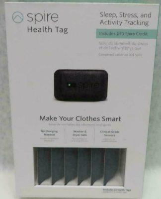 Spire Health Tag HLYL2ZM/A Sleep, Stress and Activity Tracker