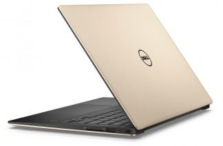 Dell XPS 13 9360 Rose Gold